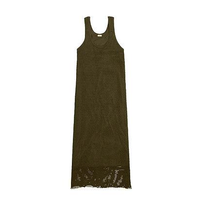 Marina cotton Maxi Dress