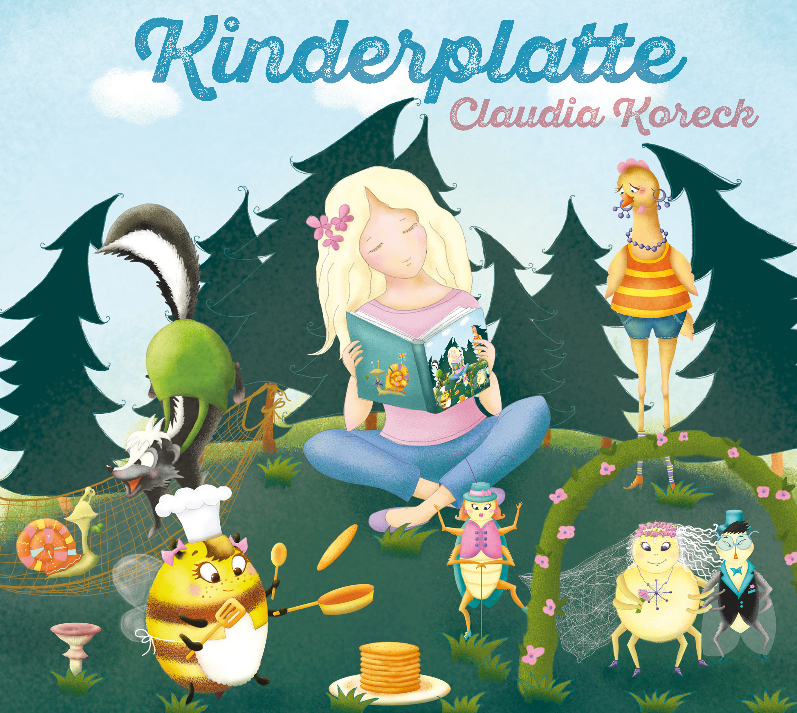 Kinderplatte, 2016