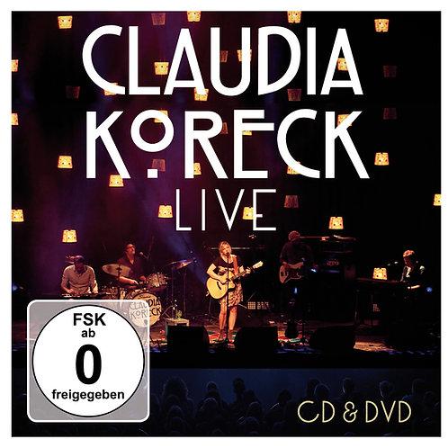 CD & DVD LIVE