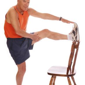 Idosos e a Flexibilidade