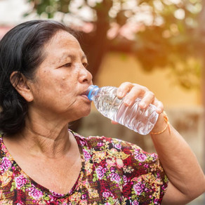 Hidratação em Idosos