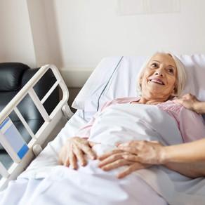Cuidados com os pacientes acamados