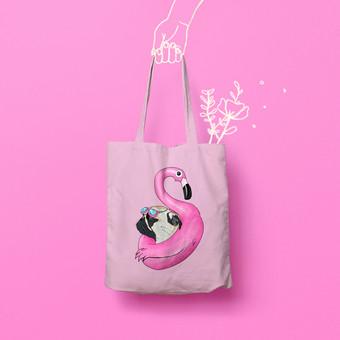 Tote-Bag-Pug-Flamingo-by-Lostanaw-Shop.j