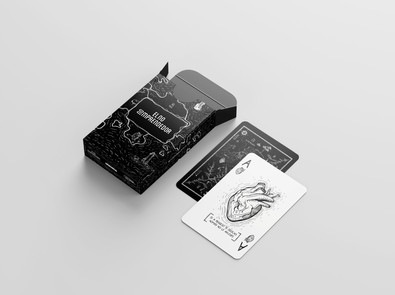 Playing Cards El no emprendedor