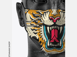 Face-mask-tiger-tattoo-man-by-lostanaw-s