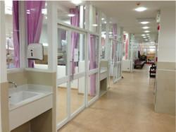 Siriraj Hospital, ICU room