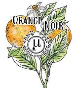 Orange Noir