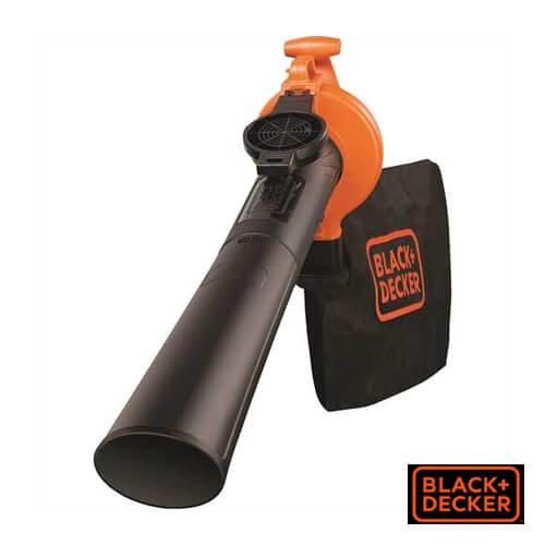 מפוח ושואב עלים Black & Decker GW2500