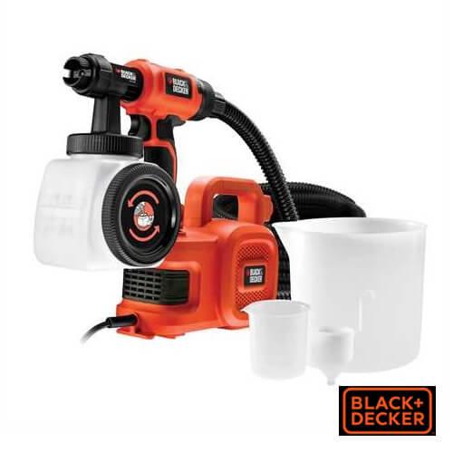 מרסס צבע חשמלי Black & Decker HVLP400