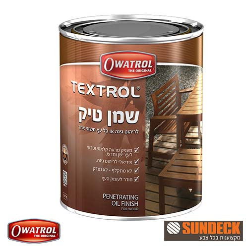 שמן טיקTEXTROL