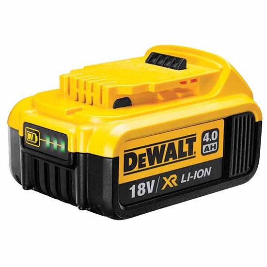 18V 4.0Ah סוללה ליתיום DeWalt