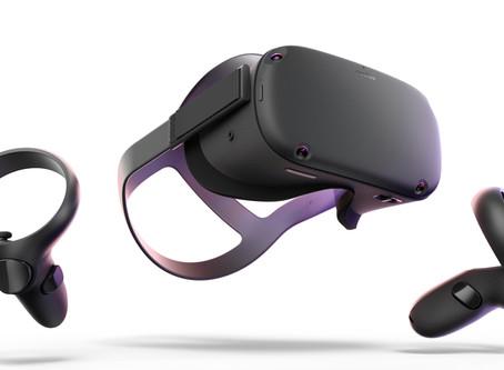 סקירה של Oculus Quest - משקפי VR העצמאיות של העתיד - תרגום מתוך VRFirst