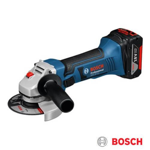 משחזת זווית Bosch GWS 18-125V-LI