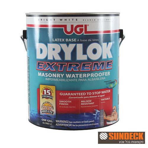 DRYLOK Extreme אוטם מים ולחות