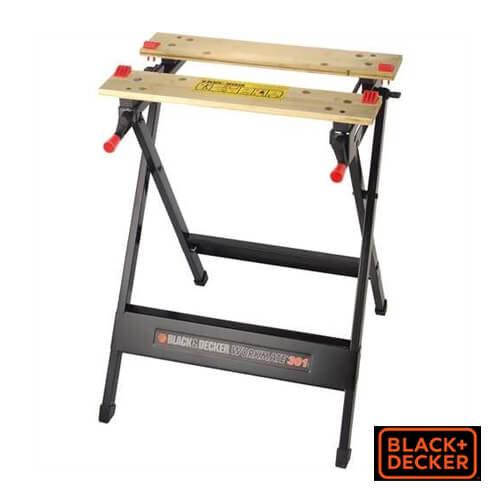 שולחן עבודה Black & Decker WM301