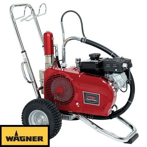 "WAGNER איירלס בוכנתי חשמלי ""0.031 Power Twin"