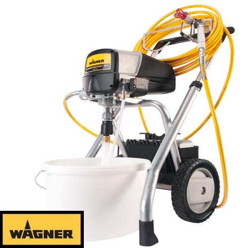 WAGNER Power Painter 90 איירלס מרסס צבע