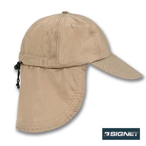 Signet כובע עבודה מוגן צוואר
