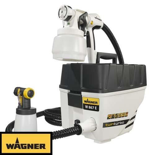 WAGNER מרסס צבע חשמלי WallPerfect FLEXiO 570w