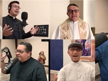 Evento Convocação vai reunir padres cantores no teatro Tobias Barreto