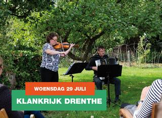 29 juli optredens in Assen!