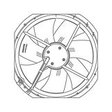 External Rotor Axial FAn.png