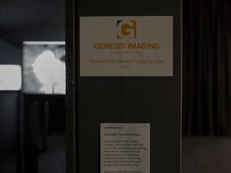 Genesis Imaging Award