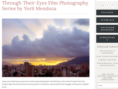 Through Their Eyes Film Photography Series