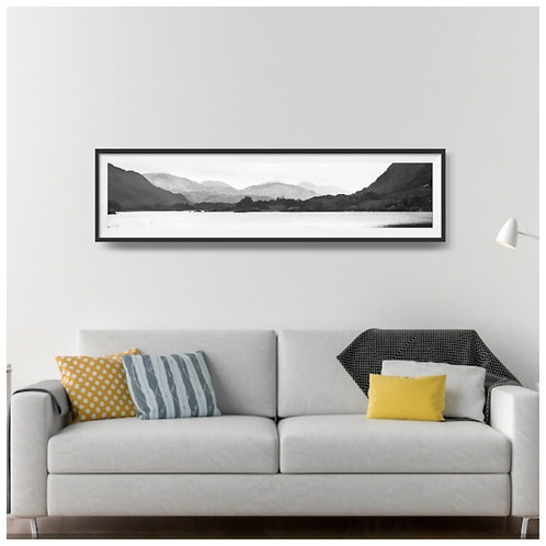 The solace on Nature - Large landscape print