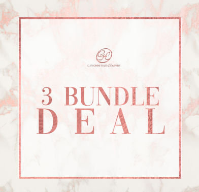 3 Bundle Deal