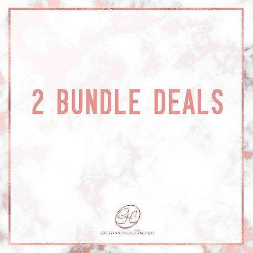 2 Bundle Deals