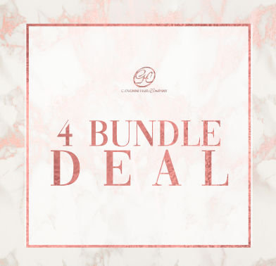 4 Bundle Deal