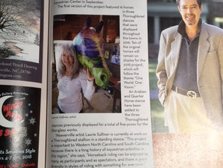Published in the Laurel Magazine