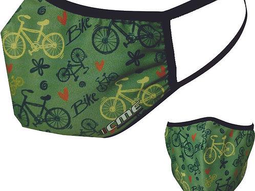 Green Bike With Love