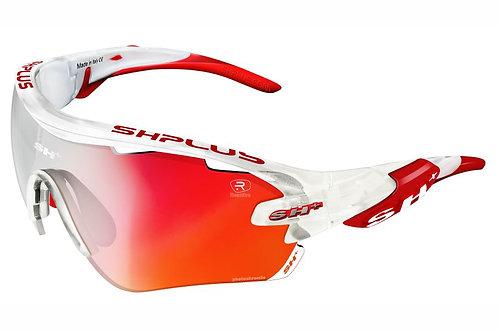 Gafas 5100 (Blanco/Rojo)