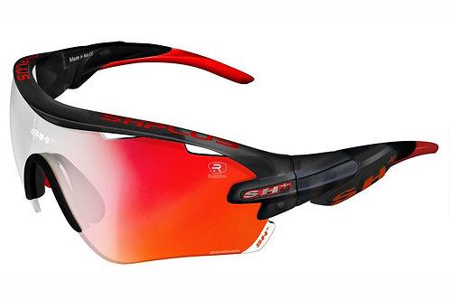 Gafas 5100 (Negro/rojo)
