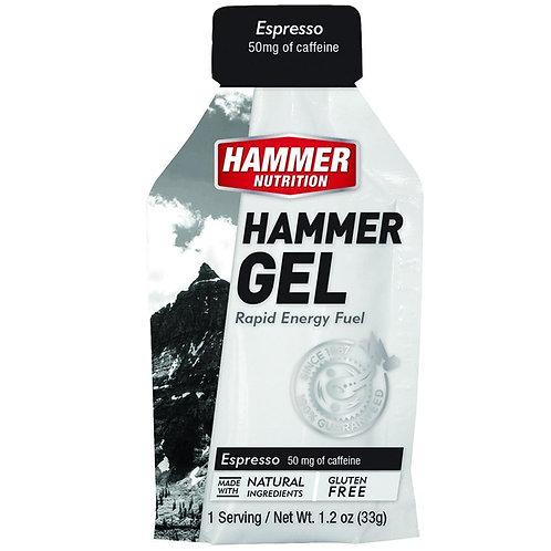 Gel Hammer expresso (cafeina)