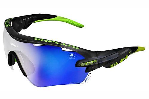 Gafas 5100 (Negro/Verde)