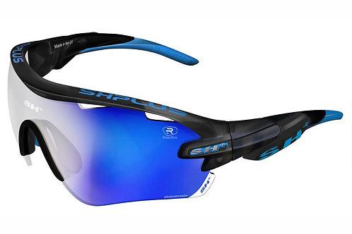 Gafas 5100 (Negro/Azul)