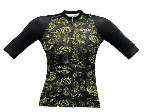 Camiseta hojas oscurasOVADA