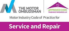 Motor Ombudsman membershp