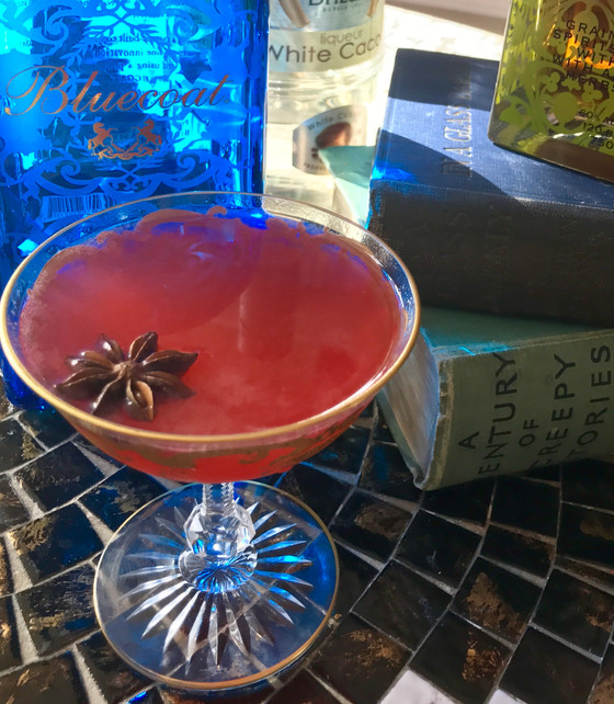 In a Glass Darkly: Creepy Cocktails Inspired by the Stories of J. Sheridan Le Fanu