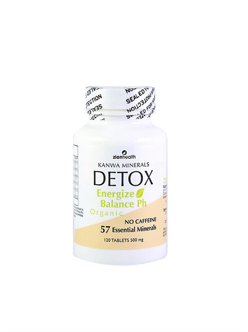 Miracle Clay Detox Tablets