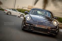 911 turbo Cars Photography In Dubai