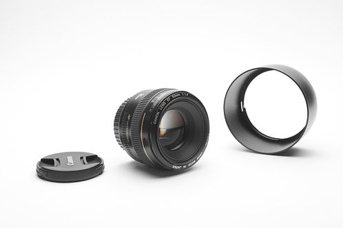 Canon 50mm EF F1.4 USM