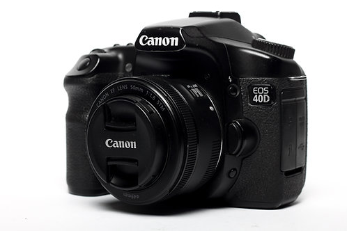 Canon EOS 40D DS:R  (Body Only)