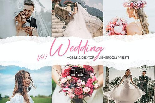 Wedding Lightroom Presets - 15 Premium Lightroom Presets