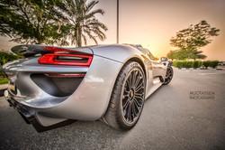 Porsche 918 Cars Photography DubaI