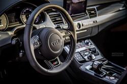 Audi S8 2015 Dubai