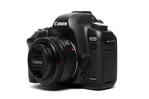 Canon 5D Mark II 21.1MP full-frame